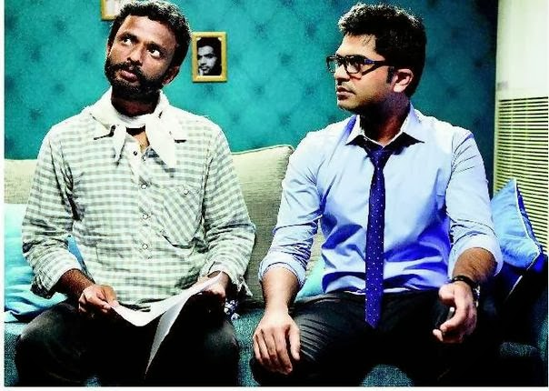 Simbu-Pandiraj's Untitled Film