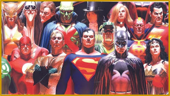 Amazing World of DC Comics