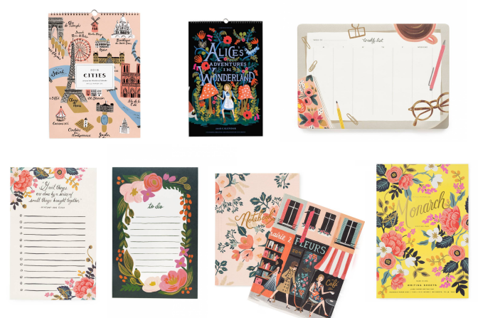 Rifle Paper Co. Stationery