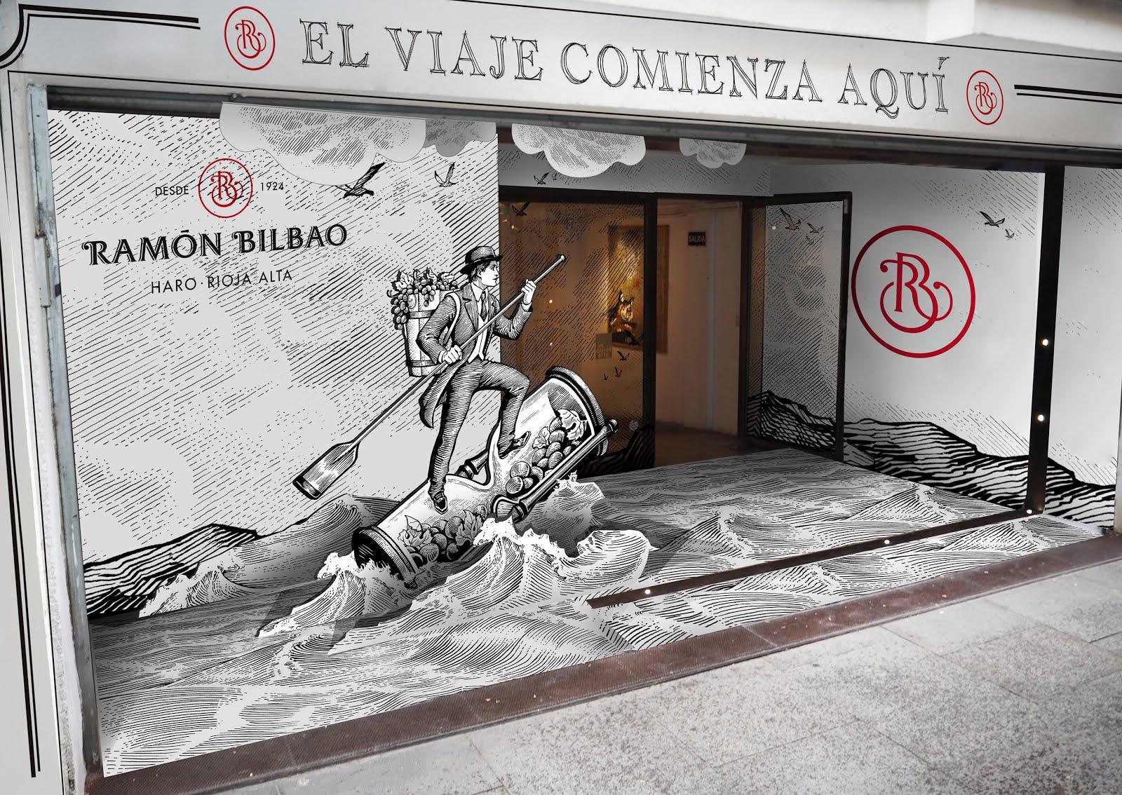 RAMON BILBAO 23 DE NOV. .