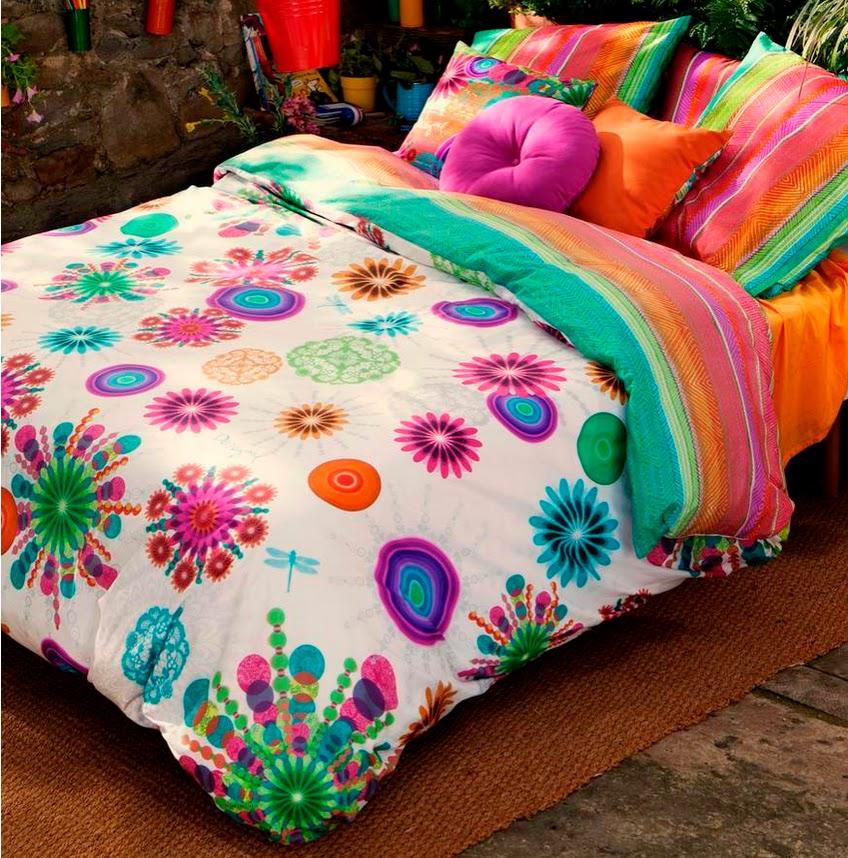 Moon de desigual funda nordica tienda on line de fundas n rdicas del grupo d 39 orte - Desigual ropa de cama ...