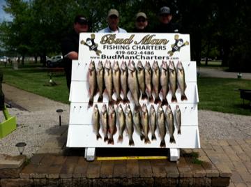 Lake Erie Walleye Fishing Reports East Of Niagara Reef 518