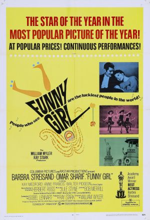 Download Funny Girl: A Garota Genial   Legendado