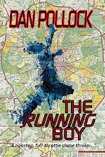 "THE RUNNING BOY: ""a non-stop, full-throttle, chase thriller..."""