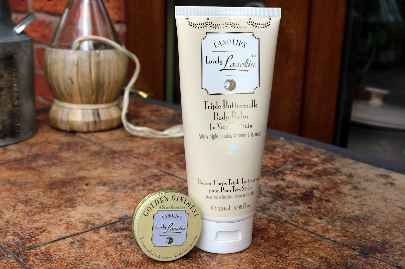 Lanolips bodycare
