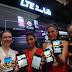 LG reporta ganancias por tercer trimestre consecutivo