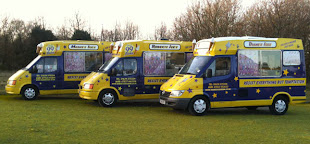 Ice cream vans for Events - Shows /  Family Fun Days / Firework Night Displays