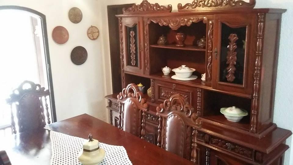 Moveis Para Sala De Jantar Antigos ~ Móveis Antigos e Modernos Sala de jantar completa