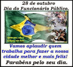 Dia 28 de Outubro  dia do Servidor publico