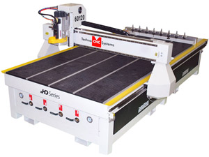 CNC Routers from $23,000 - $45,000