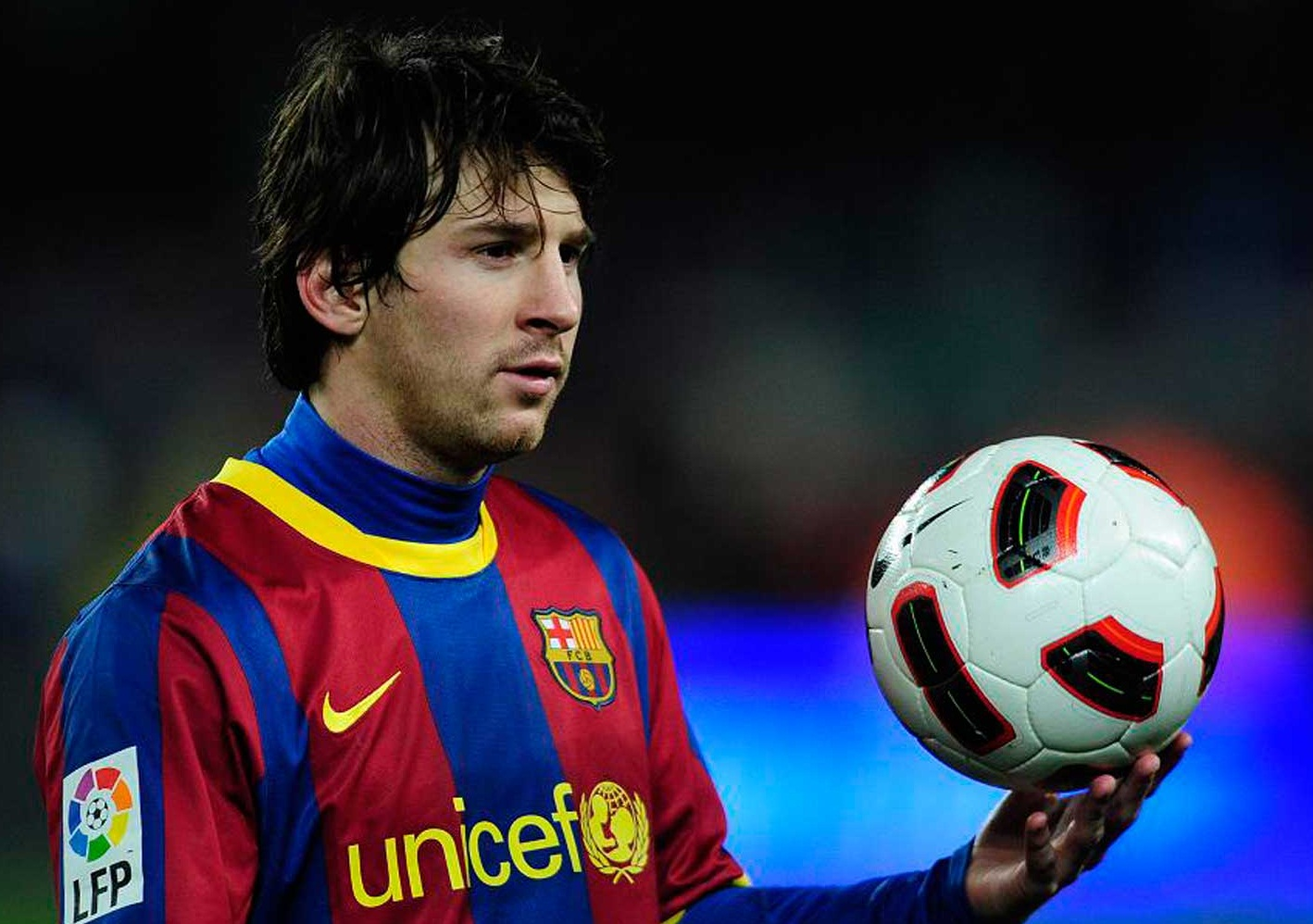 lionel messi all about