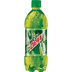 mountain dew energidrik