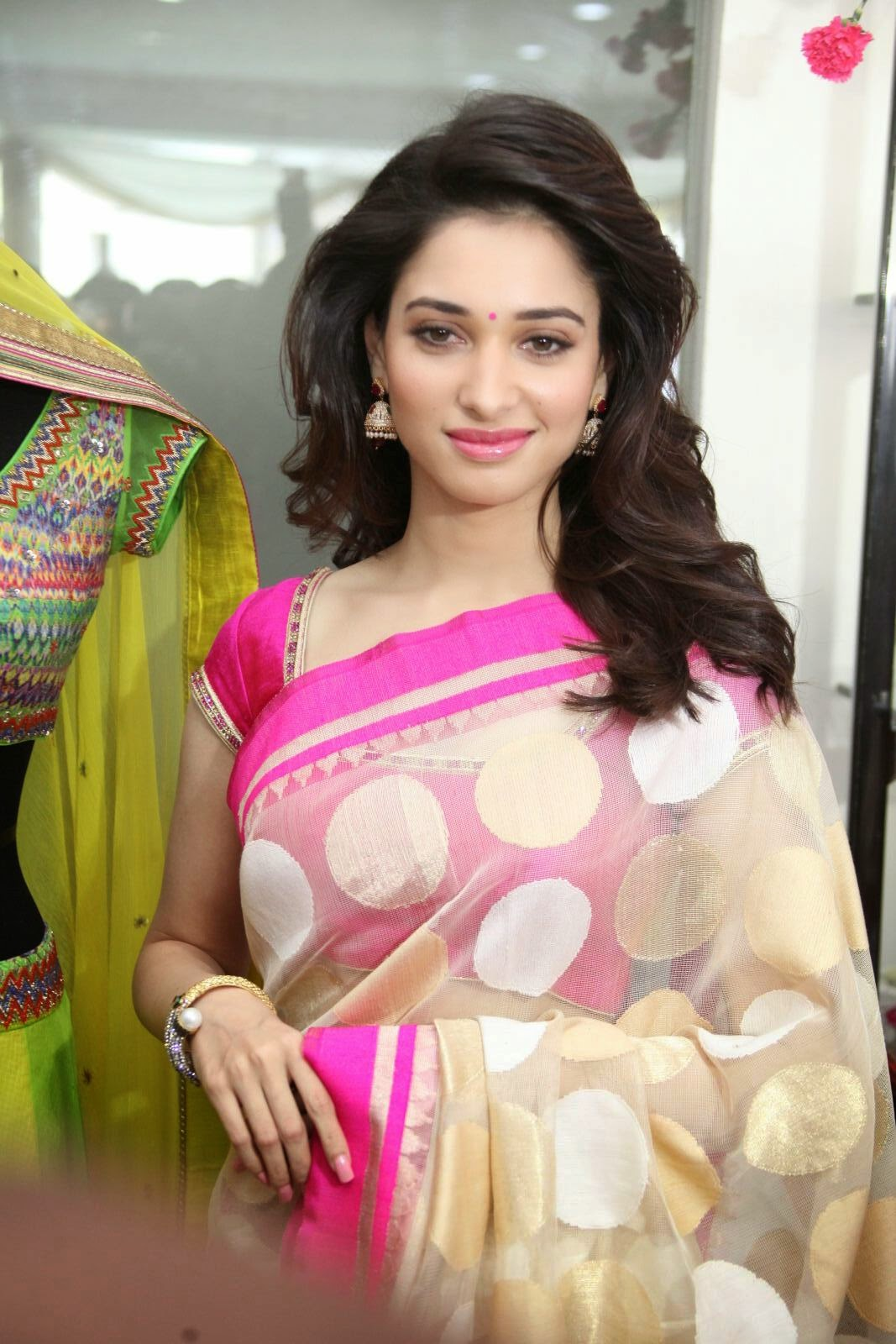 tamanna bhatia pictures: actress tamanna latest stills in saree