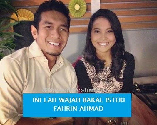 10 Gambar Nadia Adha seorang guru bakal isteri Fahrin Ahmad