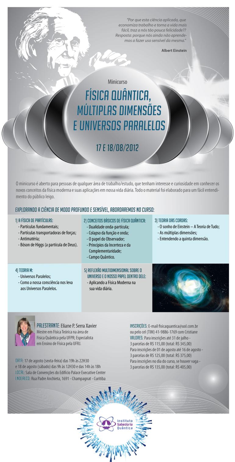 Fisica quantica e suas aplicações