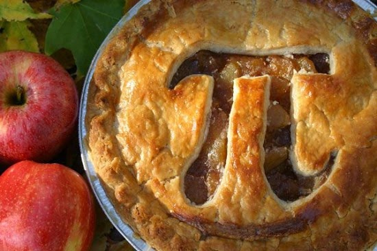 Courtesy of The Geek Parent: World Pi Day