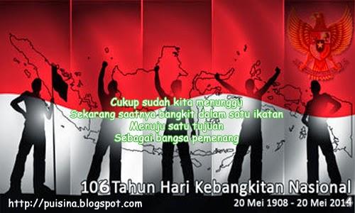 Puisi Hari Kebangkitan Nasional versi Jokowi