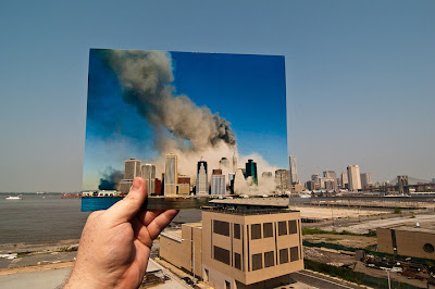 Looking Into the Past - 9/11 Seen On www.coolpicturegallery.us
