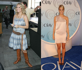 Confirm. Carrie underwood is chubby obviously were