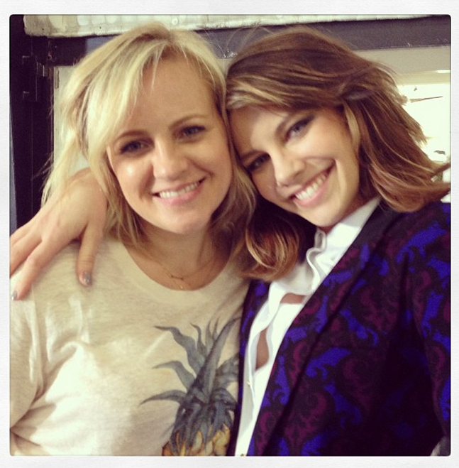 """Erica Lauren on Twitter: """"Our first @Bonnaroo @carynnicole ..."""
