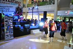Pertunjukan Tari Modern di Mall Ciputra Smg