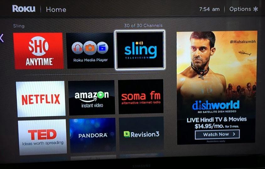 La télévision sur internet en streaming gagne du terrain aux Etats-Unis
