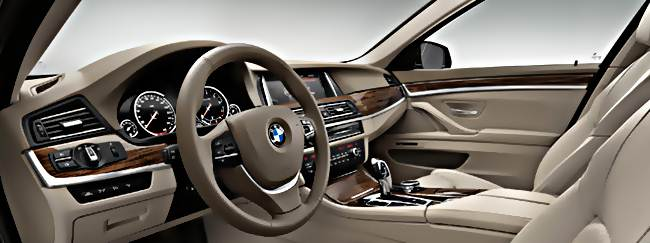 2016 BMW 5 Series Activehybrid Australia
