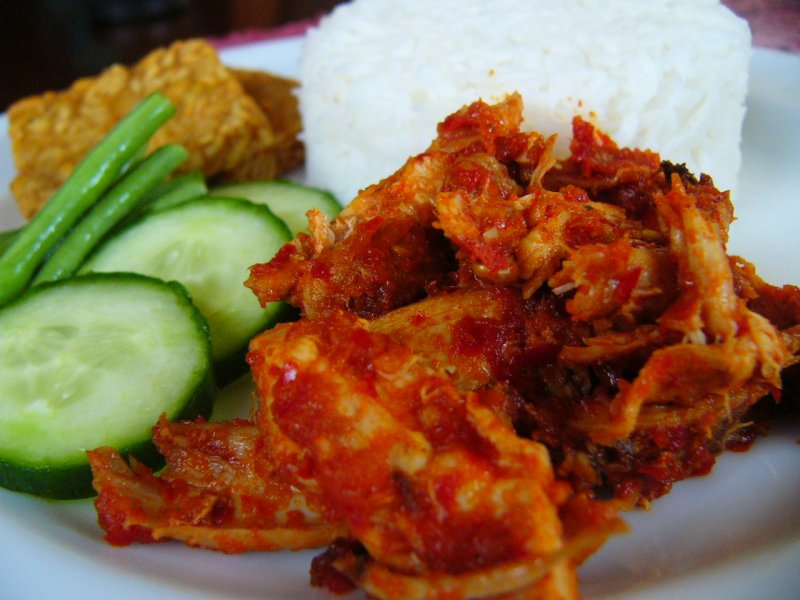 Resep Ayam Pedas Jawa Timur