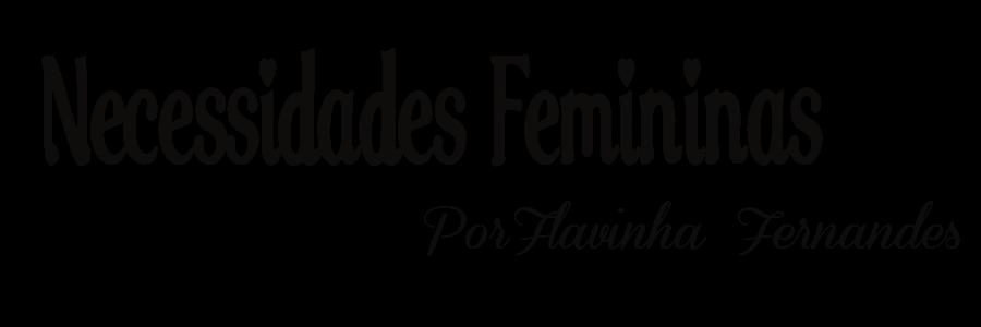 Necessidades Femininas