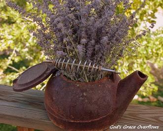 ~Rustic Lavender~