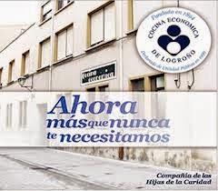 """Bretón de los Herreros School helps COCINA ECONÓMICA"""""""