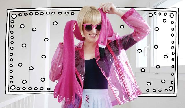 pink, plastic, donna wilson, quay