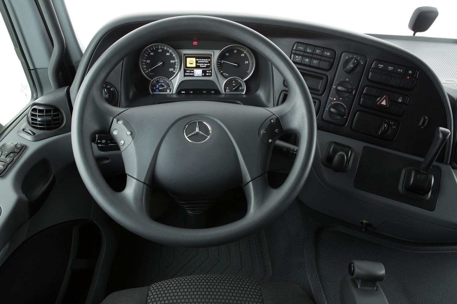 Mercedes Benz Actros Neupreis