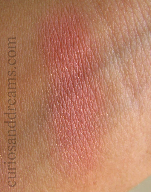 Loreal True Match Blush in True Rose review, Loreal True Match Blush in True Rose swatch