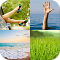 Pic The Word HD - Find The Common Word App - Word Game Puzzle Apps - FreeApps.ws
