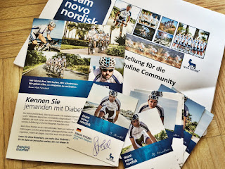 A day with (team) Novo Nordisk - Changing Diabetes