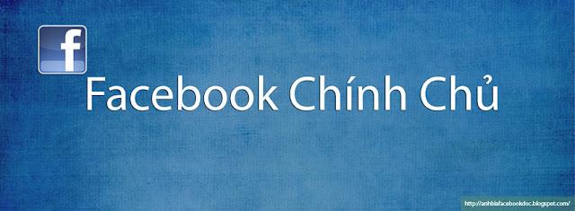 ảnh bìa facebook độc nhất vô nhị