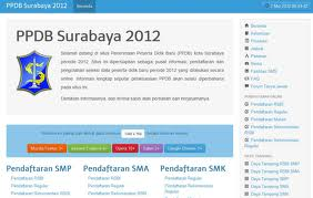 www.ppdbsurabaya.net