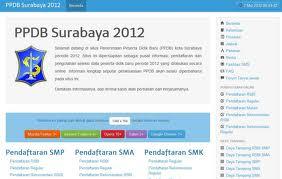 www.ppdbsurabaya.net