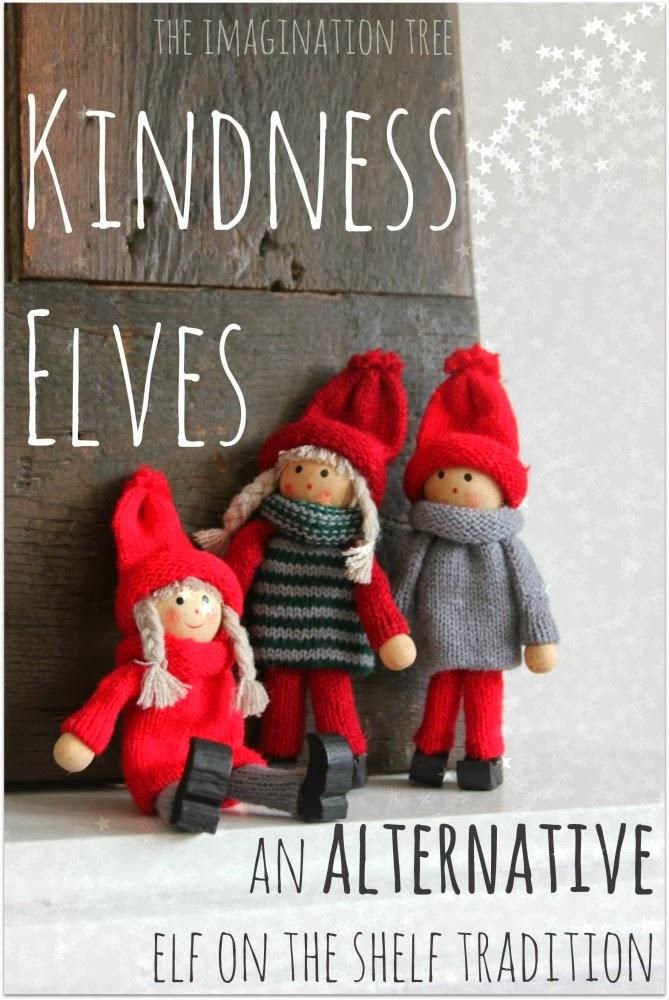 Alluem Kids Elf On The Shelf
