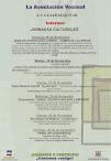 JORNADAS CULTURALES A.V. GUADALQUIVIR