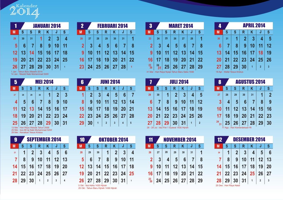 Kalender 2014 Full Related Keywords & Suggestions - Kalender 2014 Full ...