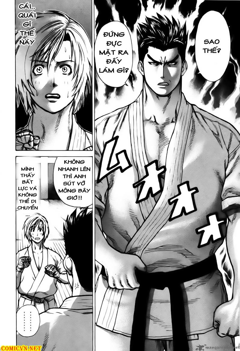 Karate Shoukoushi Kohinata Minoru chap 20 Trang 8