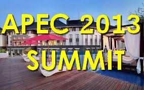 21 hotels prepared for participants of the APEC 2013 Summit in Bali