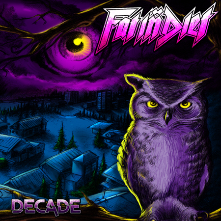 OUT NOW !! - Fat In Diet (DECADE) Full Length Album