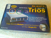 Factory Sealed Trios RX-910T3