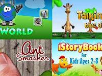 Aplikasi Android untuk Anak Terbaik Gratis