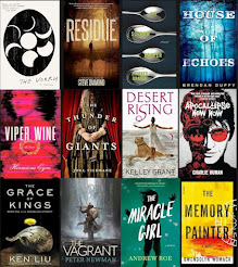 2015 Debut Author Challenge Cover Wars - April 2015