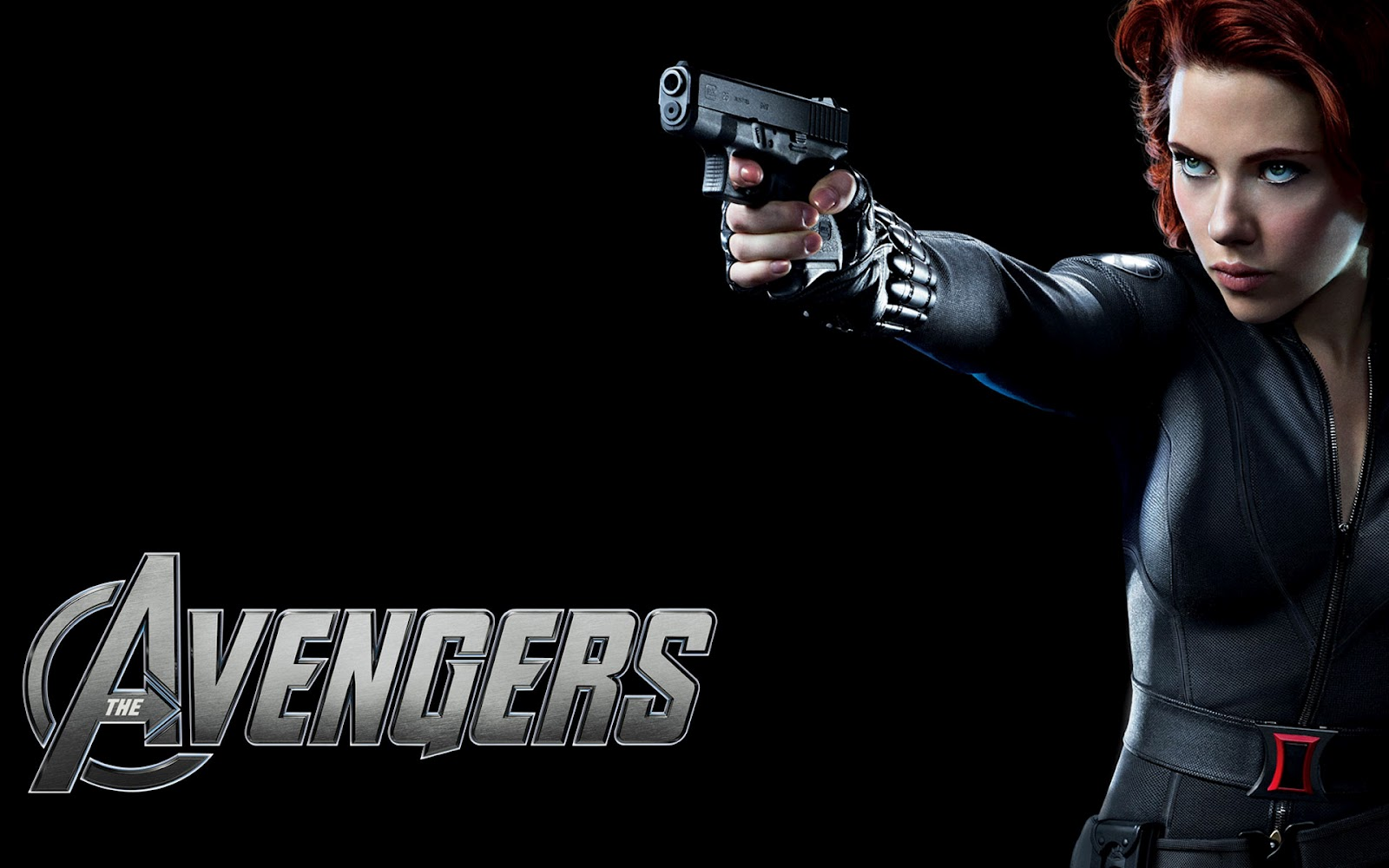 The Avengers Black Widow Wallpapers HD Wallpapers