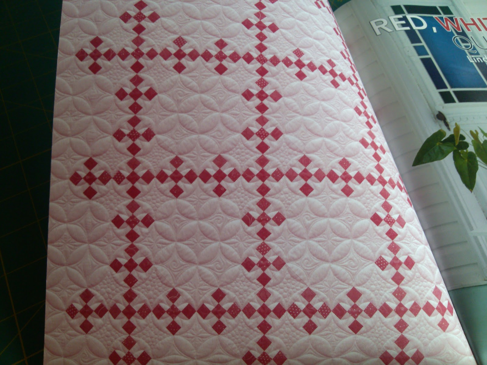 KISSed Quilts - Keeping It Simple and Stunning: Double Nine Patch : double nine patch quilt - Adamdwight.com